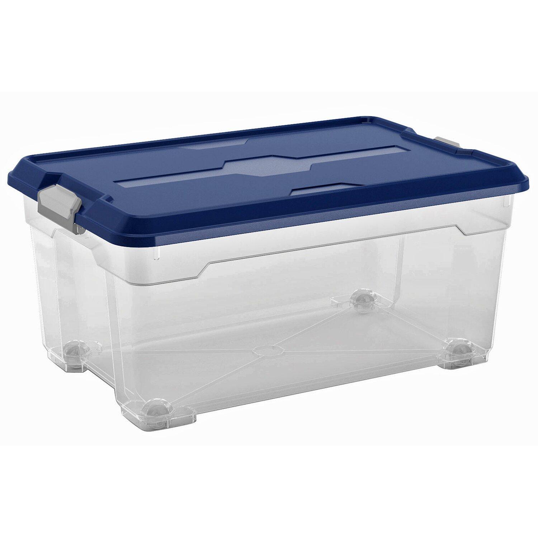 Kunststoffbox mit deckel 100 l yg32 hitoiro - Obi ch ...