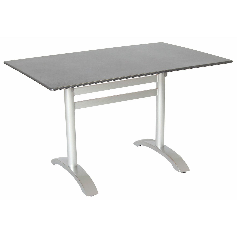 Acamp Tisch.Acamp Tisch Acaplan Platin Schiefer