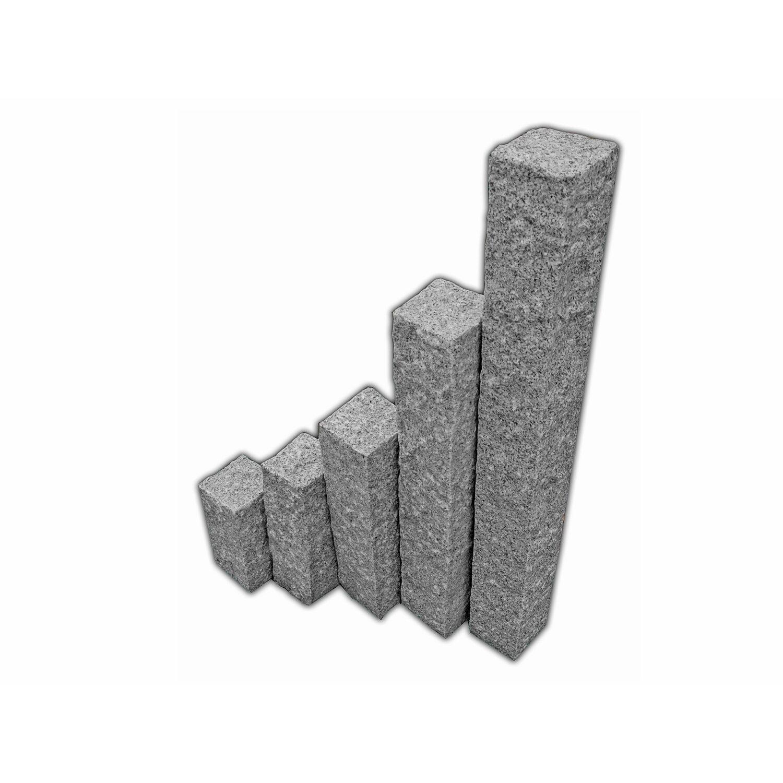 granit palisade hellgrau 25 cm x 10 cm x 10 cm kaufen bei obi. Black Bedroom Furniture Sets. Home Design Ideas
