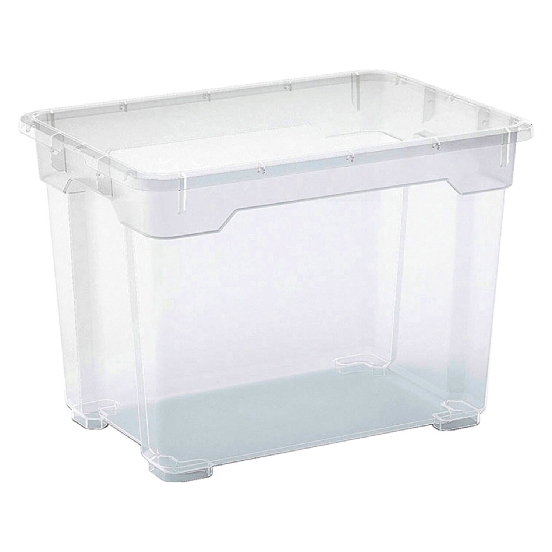 obi allzweckbox santos transparent s 17 l kaufen bei obi. Black Bedroom Furniture Sets. Home Design Ideas