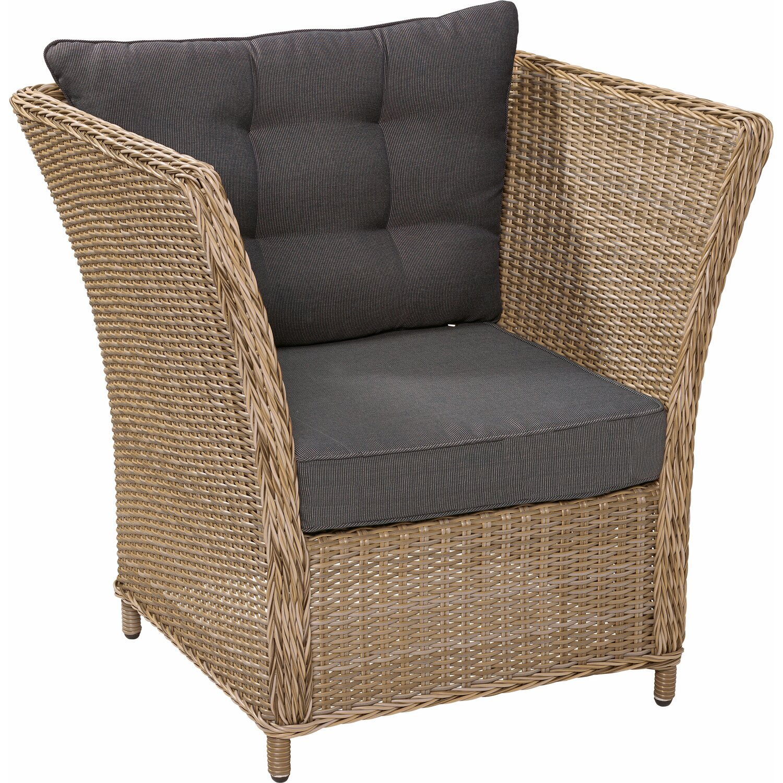 Lounge sessel holz  Lounge-Gartenmöbel kaufen bei OBI - OBI.ch