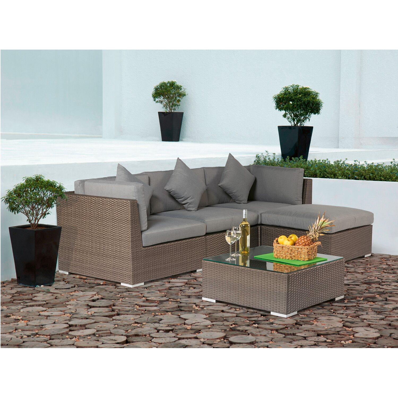 OBI Gartenmöbelgruppe Alton 5-tlg. kaufen bei OBI