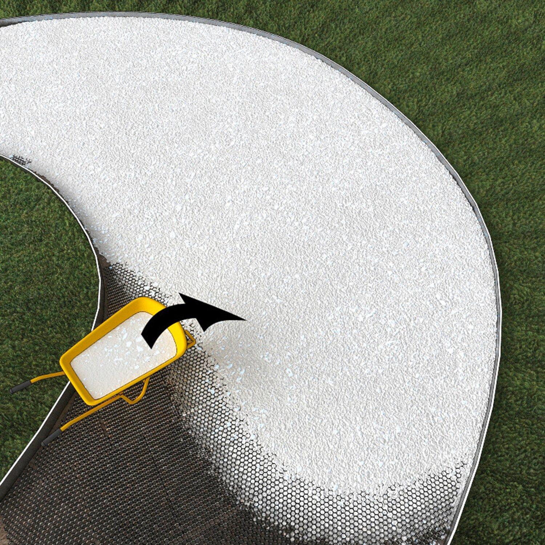 Kiesstabilisierung self grau kaufen bei obi for Obi zierkies