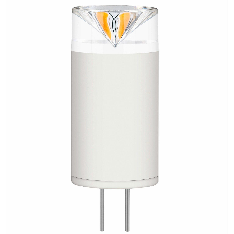 osram led lampe eek a pin g4 2 1 w 140 lm warmweiss matt kaufen bei obi. Black Bedroom Furniture Sets. Home Design Ideas