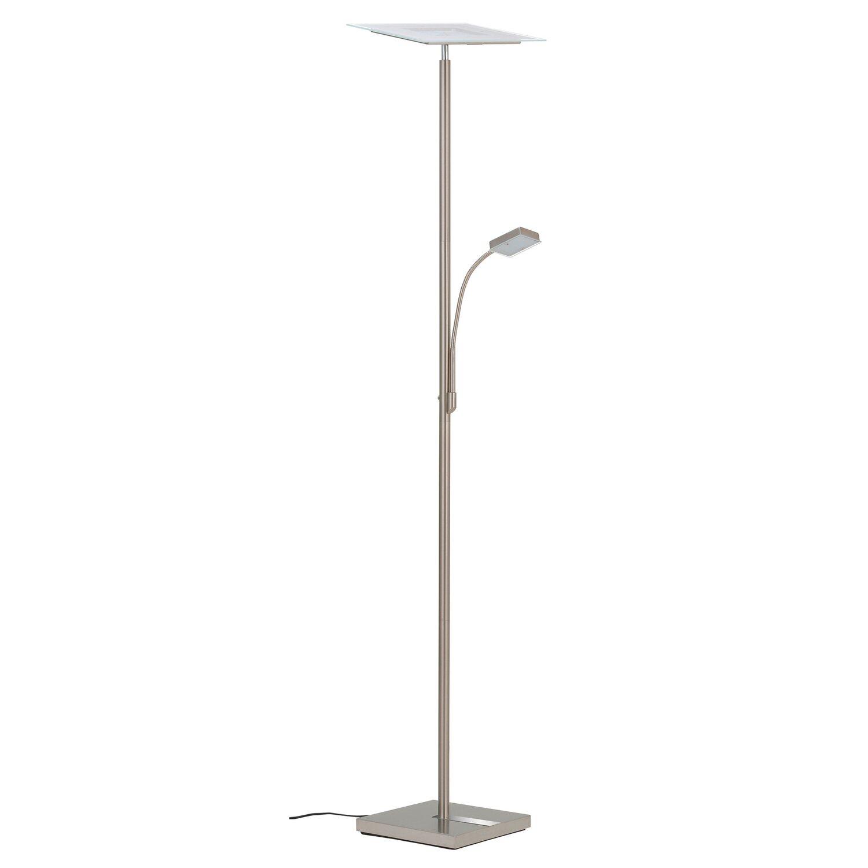 Stehlampe Mit Leselampe. Interesting Leselampe Stehlampe