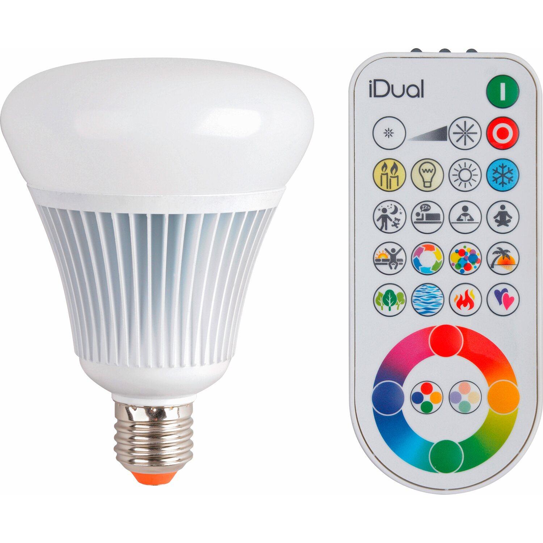 iDual LED-Leuchtmittel EEK: A Typ G100 E27 16 W kaufen bei OBI