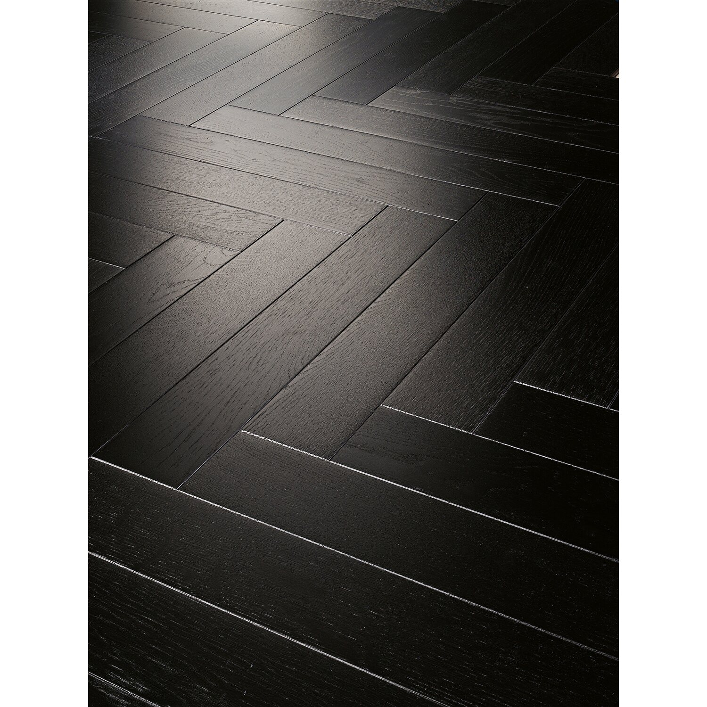 parador parkett trendtime 3 living eiche schwarz matt kaufen bei obi. Black Bedroom Furniture Sets. Home Design Ideas