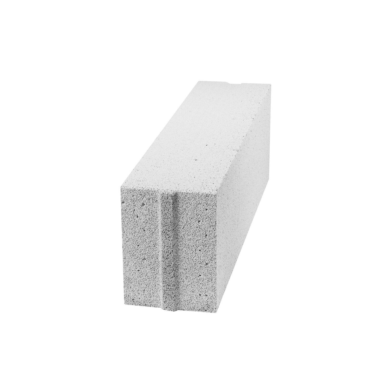Ytong planblock 599 mm x 199 mm x 150 mm kaufen bei obi for Porenbetonsteine mauern