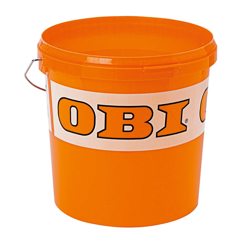 Obi Eimer 10 L Orange Kaufen Bei Obi