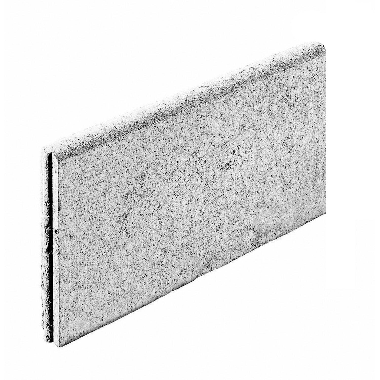 Kann randstein grau 50 cm x 25 cm x 5 cm kaufen bei obi for Kuchenschrank 50 x 50