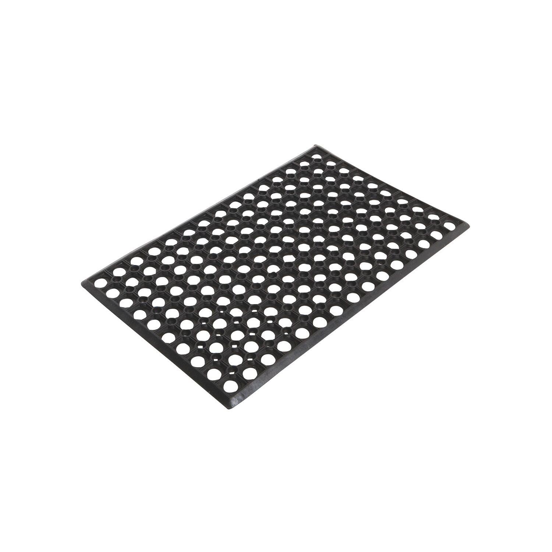 Obi Gummiringmatte Schwarz 40 Cm X 60 Cm Kaufen Bei Obi