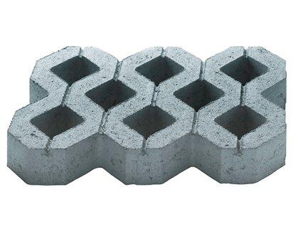 Extrem Kann Rasengitterstein Grau ca. 60,8 cm x 40,8 cm x 8 cm kaufen bei OBI HF37