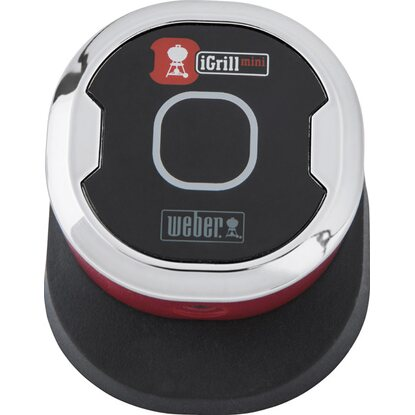 Weber Taschenthermometer iGrill mini mit LED Display