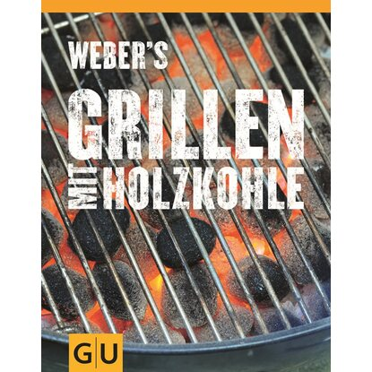 Webers Grillen mit Holzkohle Buch
