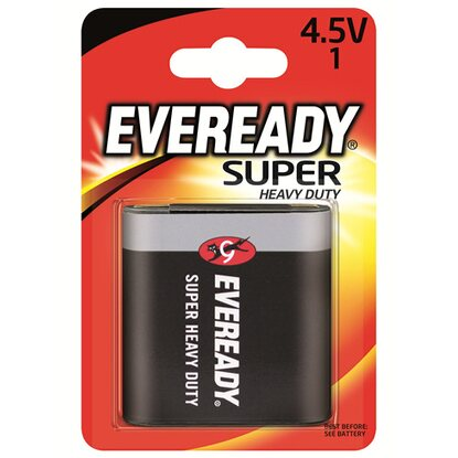 Energizer Eveready Super Heavy Duty Normal 3LR12 1er-Blister