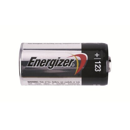 Energizer 123 CR17345 Lithium Photo 1er-Blister