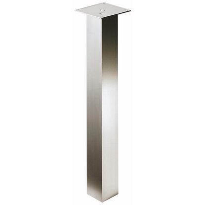 hettich tischbein 100 mm x 100 mm x 1100 aluminium kaufen bei obi. Black Bedroom Furniture Sets. Home Design Ideas