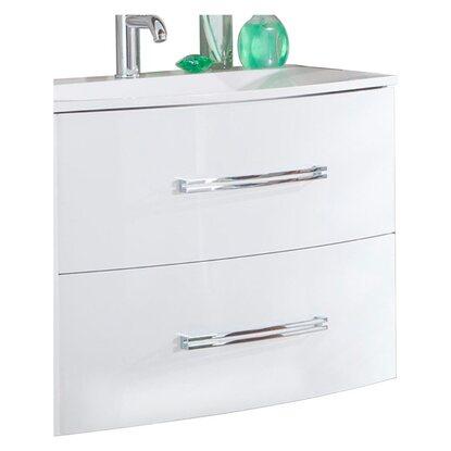 fackelmann waschbeckenunterschrank 80 cm lugano weiss kaufen bei obi. Black Bedroom Furniture Sets. Home Design Ideas