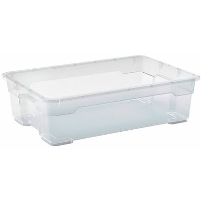 OBI Allzweckbox Santos Transparent M 25 l