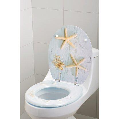 obi wc sitz carduma motiv seestern weiss kaufen bei obi. Black Bedroom Furniture Sets. Home Design Ideas
