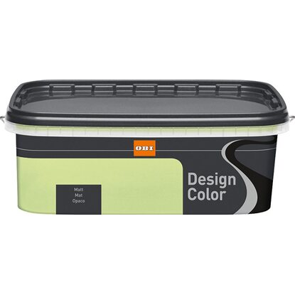 OBI Design Color Mint matt 1 l