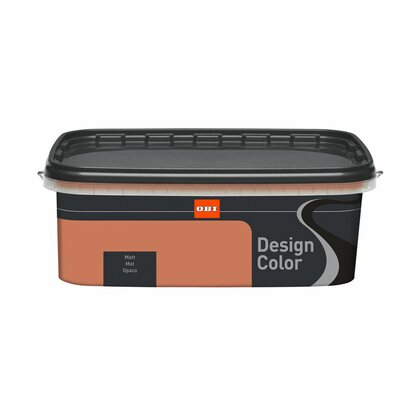 OBI Design Color Mokka matt 2,5 l