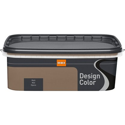 OBI Design Color Cappuccino matt 2,5 l