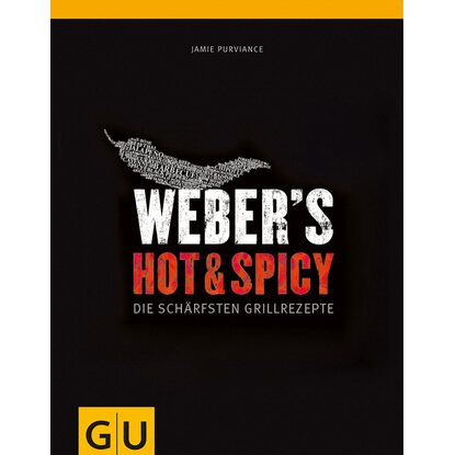 Webers Hot and Spicy Buch