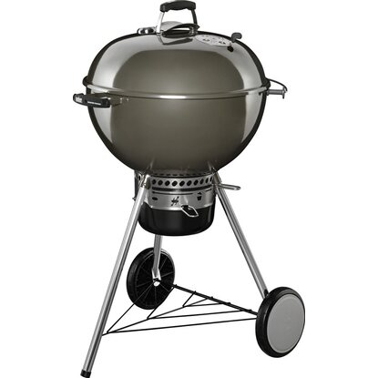 Weber Holzkohle-Kugelgrill Master-Touch GBS 57 cm Smoke Grey