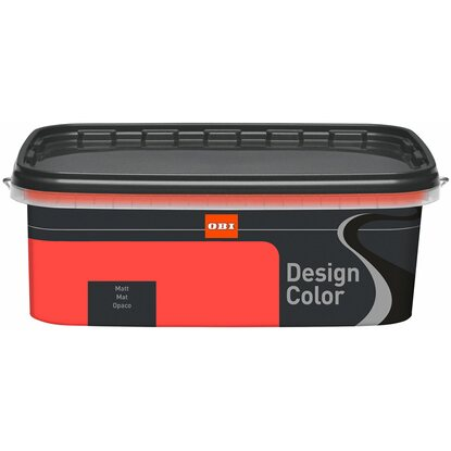 OBI Design Color Corall matt 2,5 l