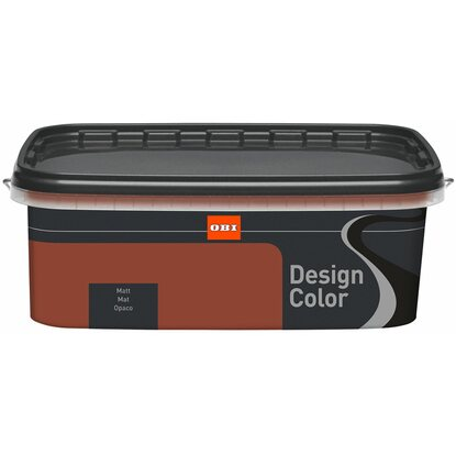 OBI Design Color Noisette matt 2,5 l