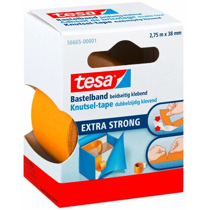 Tesa Bastelband Extra Strong 2,75 m x 38 mm