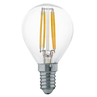 LED-Fadenleuchtmittel EEK: A+ Tropfenform E14 / 4 W (350 lm) Warmweiss