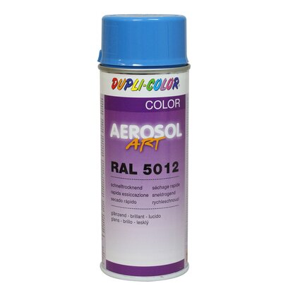 Dupli-Color Lackspray Aerosol-Art RAL 5012 Lichtblau 400 ml