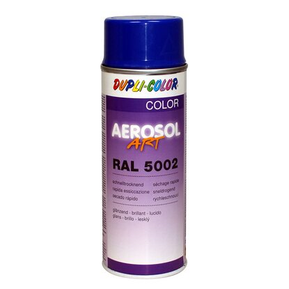 Dupli-Color Lackspray Aerosol-Art RAL 5002 Ultramarinblau 400 ml