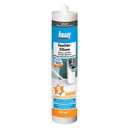 Knauf Sanitär-Silikon Anthrazit Plus 300 ml