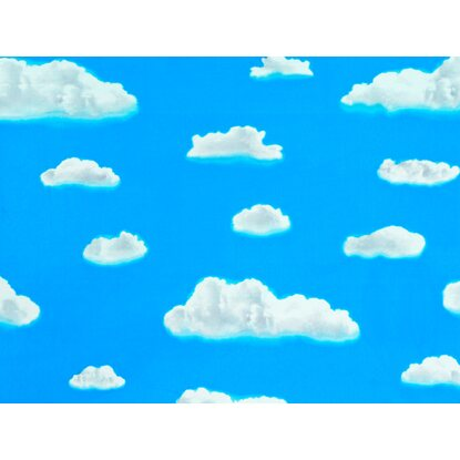 d-c-fix Klebefolie Clouds Transparent 45 cm x 200 cm