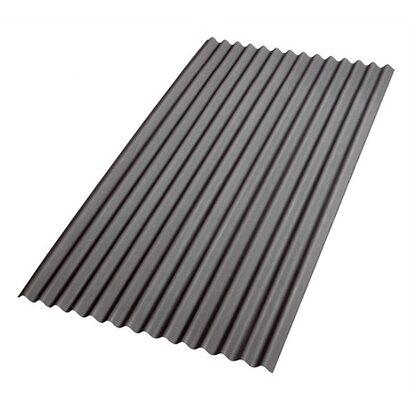 bitumenwellplatte schwarz 200 cm x 83 cm kaufen bei obi. Black Bedroom Furniture Sets. Home Design Ideas