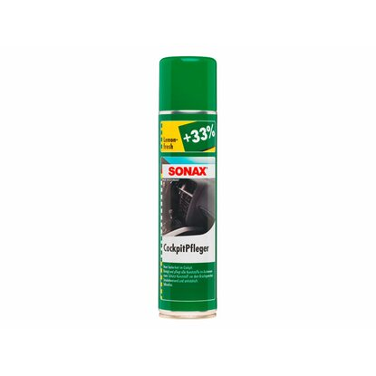 Sonax Cockpitpflege Lemon 400 ml