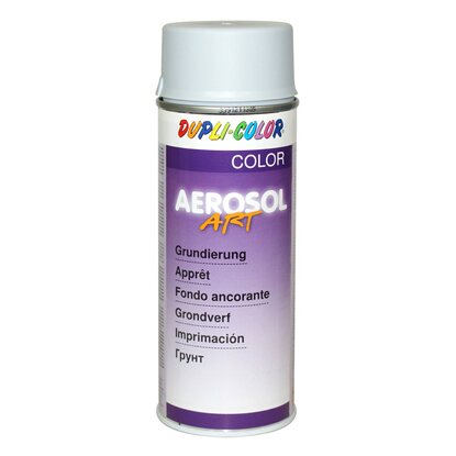 Dupli-Color Lackspray Aerosol-Art Grundierung Grau 400 ml