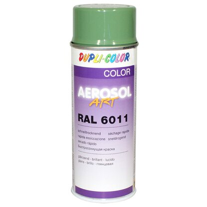 Dupli-Color Lackspray Aerosol-Art RAL 6011 Resedagrün 400 ml