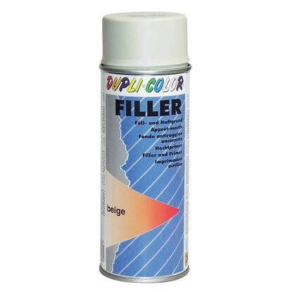 Dupli-Color Lackspray Filler Beige 400 ml