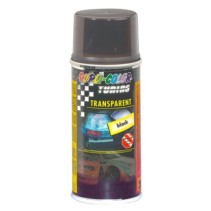 Dupli-Color Lackspray Tuning Transparent Schwarz 150 ml
