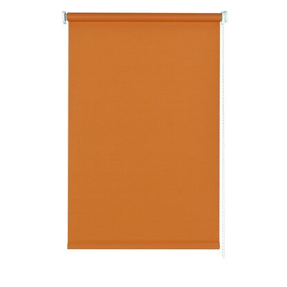 Gardinia Verdunkelungsrollo Blackout 102 cm x 180 cm Orange