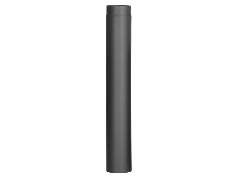 Blinddeckel für Doppelwandfutter Ø 120 mm grau Blind Deckel Kamin Ofen neu