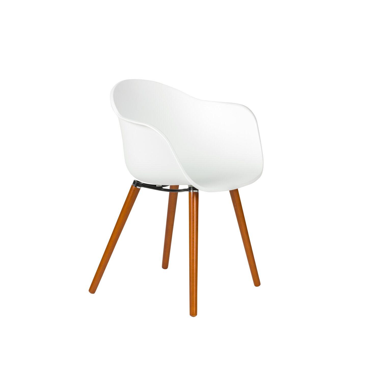 greemotion design gartenstuhl derby kunststoff weiss kaufen bei obi. Black Bedroom Furniture Sets. Home Design Ideas